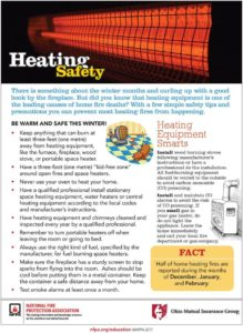 Heating Safety Tips