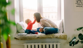 Personal Insurance, Mom and baby