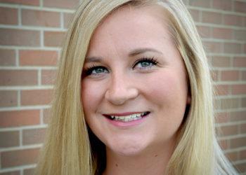 Amanda ZImmerman, Sprouse Insurance agent, Genoa