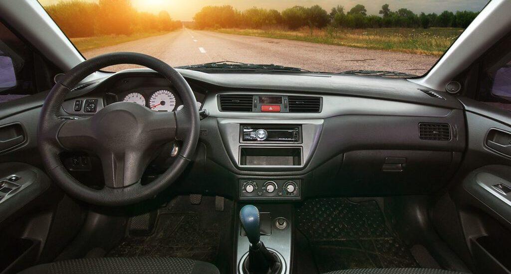 Car Insurance, car interior photo