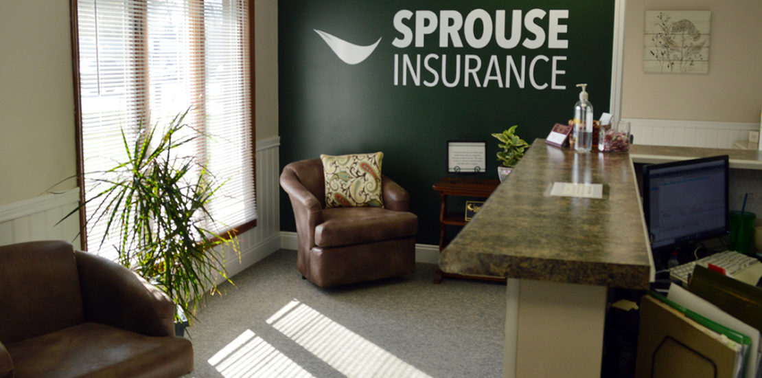 Fremont Sprouse Insurance Lobby
